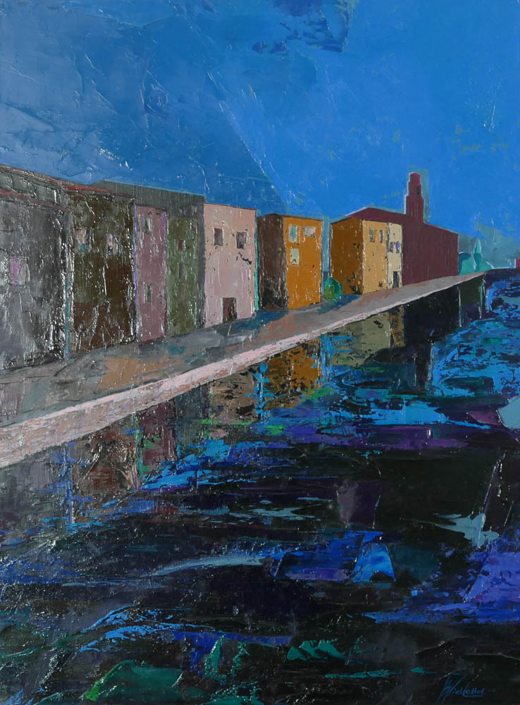 n°41 Port Grimaud (81x60)