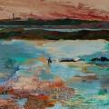 n°203 Marais Ars (92x65) - Collection Particulière