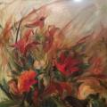 n° 136 Fleurs sauvages (47x50)