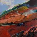 Montagne 1 (80x80) - Collection Particulière