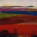 Champs Andalousie (80x80) - Collection Particulière
