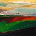 Champs couleur (81x65) - Collection Particulière