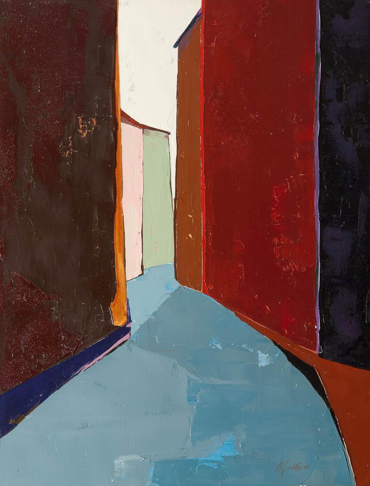n°1 Saint Paul de Vence (65x50)