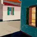 n°30 Coin des maisons (61x50)