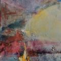 n° 224 J'ai rêvé un Ciel (46 x 38) - Collection particulière