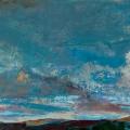 n°217 Ciel d'orage (116x73) - Collection particulière